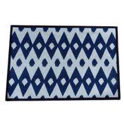 5652-1-Rhombus-Azul-40x60-cm