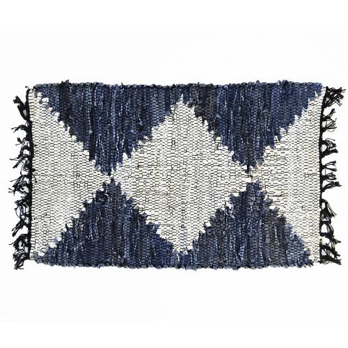 Alfombra-de-Cuero-Randhi-Gris-Azul-50-x-80-cm