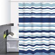 Cortina-de-Baño-PVC-Stripe-Azul-Celeste