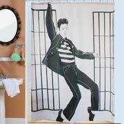Cortina-de-Baño-Panel-Estampada-Elvis