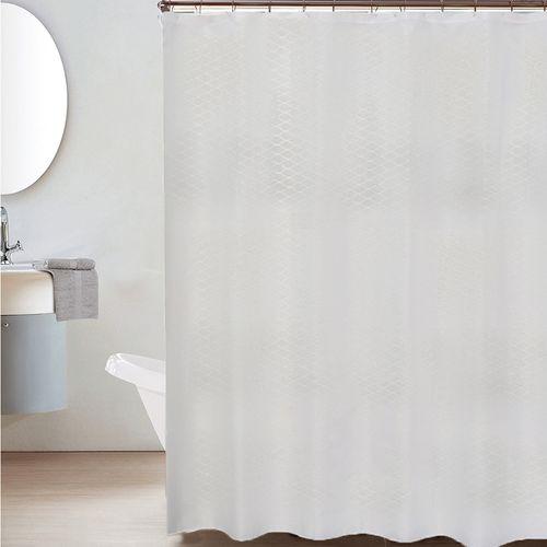 Cortina-de-Baño-Hotel-Finezza-blanco
