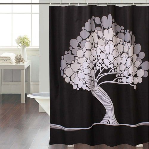 Cortina-de-Baño-Panel-Estampada-Life-Tree