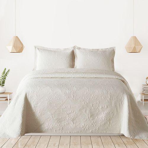 Cubrecama-Quilt-Premium-Cotton-Bamboo-Prewashed-Liso-Yashira-natural-240-x-260