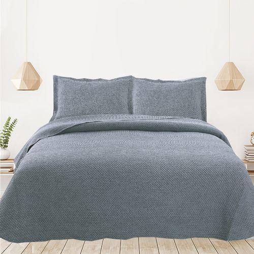 Cubrecama-Quilt-Premium-Stone-Wash-Celine-Gris-240-x-260