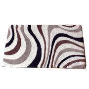Alfombra-de-Microfibra-Ivone-Blanco-gris