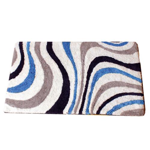 Alfombra-de-Microfibra-Ivone-Blanco-gris-azul