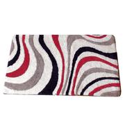 Alfombra-de-Microfibra-Ivone-Blanco-gris-rojo