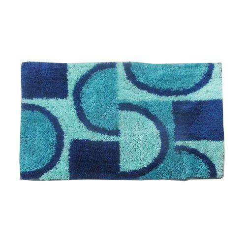 Alfombra-de-Microfibra-Blonde-Azul-Celeste