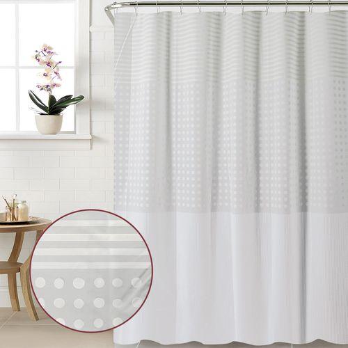 Cortina-de-Bano-Estampada-Peva-Premium-Dipi-Transparente-Blanco