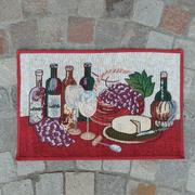 Alfombras-de-Entrada-5638-1-Wine-40x60-cm