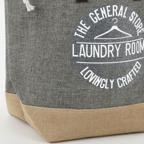 Laundry-Base-mediano-gris