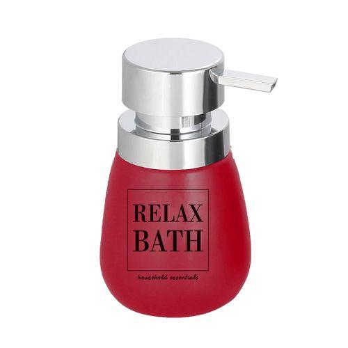 Dispenser-Premium-Jabon-Liquido-Rojo