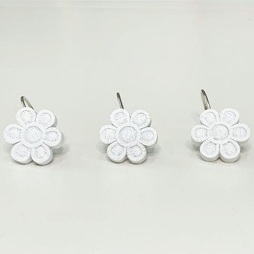 Gancho-de-bano-Rustic-Flower-Blanco